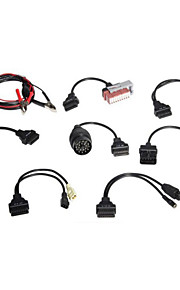 Hot Selling CDP Full Set 8 Car Cables CDP+