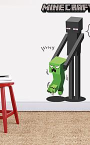 Tegneserie / 3D Wall Stickers Fly vægklistermærker , PVC 50*70cm