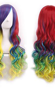 cos peruukki neljän väri kaltevuus japani alkuperäinen sufeng tukka peruukki