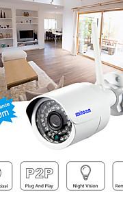 supporto szsinocam®mini 2.0MP 25m distanza ir di wifi telecamera IP app accesso remoto, rilevamento del movimento