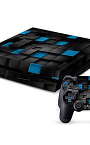b-Skin® PS4 beschermende sticker huid van de dekking controller skin sticker!