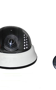 1000 TVL 1/4 CMOS farve ir cut 3,6 mm objektiv dome CCTV sikkerhed kamera video w41-10