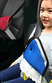 ziqiao cinturón de seguridad del coche ajuste engrosamiento segura ajustar dispositivo de cinta infantil cinturón protector
