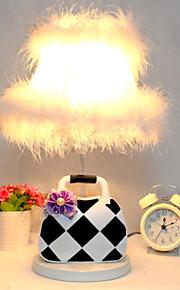 Lampes de bureau - Moderne/Contemporain / Traditionnel/Classique / Rustique/Campagnard / Nouveauté - Résine - LED