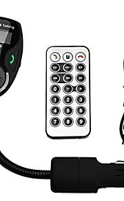gezichts make-up 610s auto-mp3 bluetooth hands-free mobiele telefoon muziek met FM-zender met usb