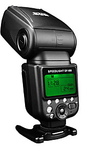 sidande df600 draadloze universele flitser Speedlite nikon Fujitsu Pentax samsung Ricoh olympus d-slr digitale camera