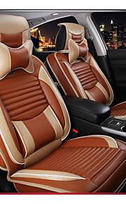 cojín del asiento de coche del cuero thenew, asiento de cuero suave cojín para la mayoría de los coches