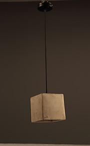 max60w Retro Los diseñadores Otros Metal Lámparas ColgantesSala de estar / Comedor / Habitación de estudio/Oficina / Sala de niños /