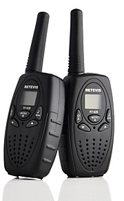 "OB Telecom A1026A Walkie-talkie 0.5w 22 438-490MHz 3 x ""AA"" batteries(Not include battery) 1,5km-3kmVOX / achtergrondverlichting /"