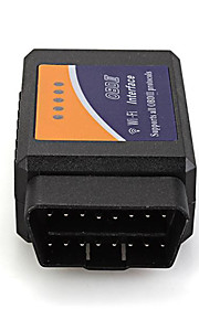 Wireless WiFi scanner OBD2 OBD II diagnostisk læser til android iphone ipod
