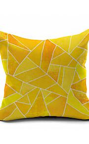 2016 New Arrival Geometric Cotton/Linen Pillow Cover Nature Modern/Contemporary Pillow Linen Cushion
