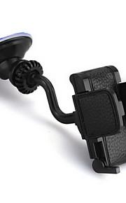 bil 360 ° luftskrue dash holder vugge mount for celle mobiltelefon iphone