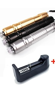 Alliage aluminium-Stylo-Pointeur laser vert