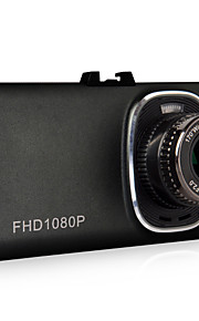 CAR DVD-Full HD / Sensore G / Rilevamento movimenti / Grandangolo / 1080P-CMOS da 5.0 MP,3264 x 2448