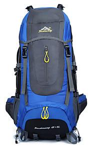 70 L Paquetes de Mochilas de Camping / Mochilas para Laptops / Mochilas de Senderismo / Travel Duffel / Travel Organizer / mochila
