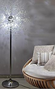 gdnansheng® 플로어 램프 크리스탈 / LED 현대 / 현대적으로 금속 / GDNS 민들레 / 불꽃을 모방
