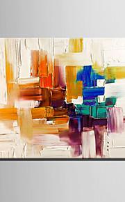 Peint à la main FantaisieStyle européen Un Panneau Toile Peinture à l'huile Hang-peint For Décoration d'intérieur