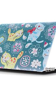 ציור בצבע ~ 5 בסגנון פגז שטוח ל- MacBook Air 11 '' / 13 ''