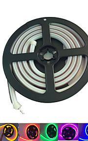 2stk utslipp tube ledet myk lampe auto øyenbryn høydepunkt ledet lampe lyser artikkel 1.2m