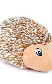 Koirat / Kissat Lelut Plush-lelu Siili Textile Alaston