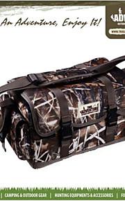 7 L Bolsa de cinturón Acampada y Senderismo Al Aire Libre Impermeable / A prueba de lluvia / Listo para vestir / Multifuncional Camuflaje