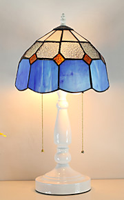 Bureaulampen-Oogbescherming-Traditioneel /Klassiek / Tiffany-Metaal