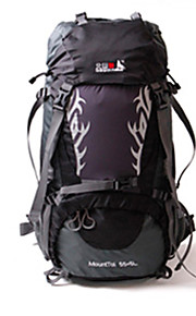 60 L mochila Acampada y Senderismo / Escalar / Deportes de ocio / Viaje Al Aire LibreImpermeable / Secado Rápido / A prueba de lluvia / A