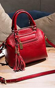 Women PU Sling Bag Shoulder Bag-Blue / Red / Gray / Black