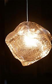 3W Zeitgenössisch Kristall / LED / Ministil Galvanisierung Metall PendelleuchtenWohnzimmer / Schlafzimmer / Esszimmer / Küche /