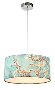LightMyself Modern/Contemporary Designers Others Fabric Pendant Lights Living Room / Bedroom / Dining Room/ Kids Room