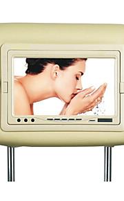 9 inch TFT-LCD auto achteruitkijkspiegel-monitor met stand achteruit back-up camera van hoge kwaliteit BNC&av