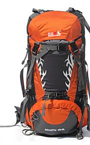 50 L mochila Acampada y Senderismo / Escalar / Deportes de ocio / Viaje Al Aire LibreImpermeable / Secado Rápido / A prueba de lluvia / A