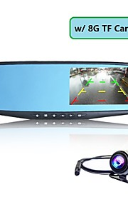 CAR DVD-Sensore G / Grandangolo / 1080P / Antiurto / Foto in fermo immagine / Full HD / Uscita video-CMOS da 5.0 MP,2048 x 1536
