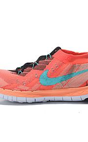 naisten lenkkitossut nike free 3.0 flyknit kouluttajien lenkkarit kengät punainen / sininen / vaaleanpunainen / vihreä