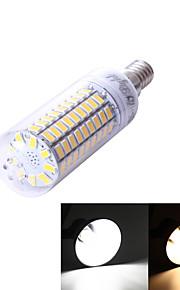 5W E14 Ampoules Maïs LED T 99 SMD 5730 350 lm Blanc Chaud / Blanc Froid Décorative AC 100-240 / AC 110-130 V 1 pièce