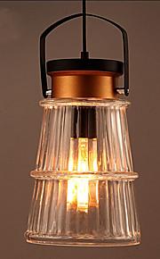 40W Vintage Ministil Andere Glas PendelleuchtenWohnzimmer / Schlafzimmer / Esszimmer / Studierzimmer/Büro / Kinderzimmer / Korridor /