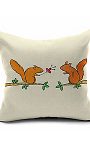 2016 New Arrival  Cotton/Linen Pillow Cover , Nature Modern/Contemporary  Pillow Linen Cushion987