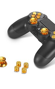 Aucun-P4-GPA001-Reservedele-Metal / Aluminium-PS/2-PS4 / Sony PS4