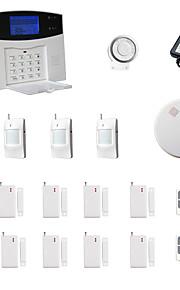 g / pstn du panneau d'alarme sans fil