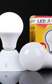Ampoules Globe LED Décorative Blanc Froid ACEM 1 pièce A70 E26/E27 12W 40 SMD 2835 1200 lm AC 100-240 V