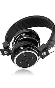 draadloze stereo bluetooth 3.0 + edr hoofdband oortelefoon headset met microfoon mp3 voor smartphones tablet pc