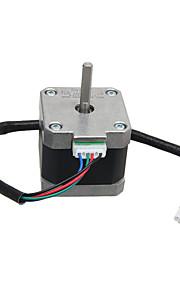 geeetech nema 17, 42 byg aksel-vendt stepmotor Wich har mere plads til at sætte et højere drejningsmoment