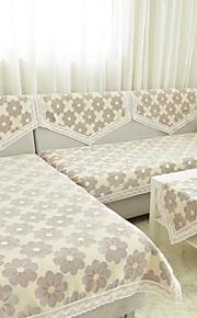 jacquard de haute qualité tissu chenille housse de canapé épaississement antidérapante coussin de canapé