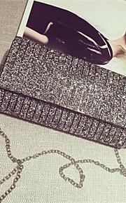 Women-Casual-PU-Shoulder Bag-Gray