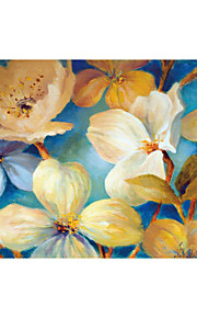 Mural Fleur Papier peint Classique Revêtement,Toile Oui