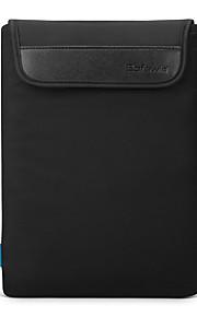 pofoko® 11,6 / 12,5 / 13,3 / 14 / 15,6 / 17,3 inch Oxford stof laptop sleeve zwart