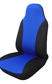 ajuste universal para el coche, camión, SUV o camioneta cubierta de asiento de poliéster azul 1 piezas