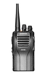 WOUXUN KG-833 UHF Walkie-talkie 4W/1W 1300mAh 400-470 mHz 1300mAh 3-5 kmFM-radio / Nødalarm / Programmerbar med PC software /