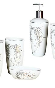 dekorative diamant badeværelse fire heldragt