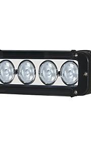 """1 stk klassiske 11 """"40w mini stil Cree LED lys bar motorcykel arbejdslys bar motor førte bar"""